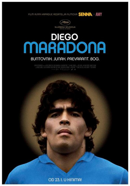 Tickets for Diego Maradona, 28.01.2020 um 20:00 at Centar Gervais