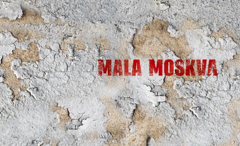 Tickets for MALA MOSKVA, 07.12.2018 on the 19:55 at HNK Split - Scena 55