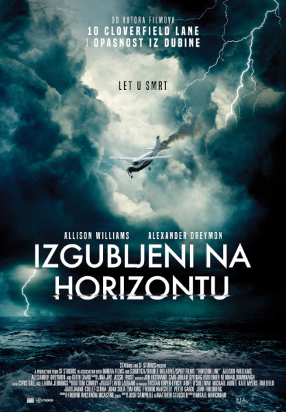 Tickets for IZGUBLJENI NA HORIZONTU, 17.01.2021 on the 17:30 at KMC Bjelovar