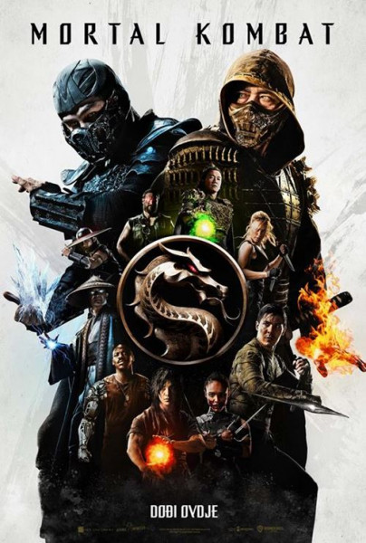 Tickets for MORTAL KOMBAT, 09.04.2021 on the 20:00 at KMC Bjelovar