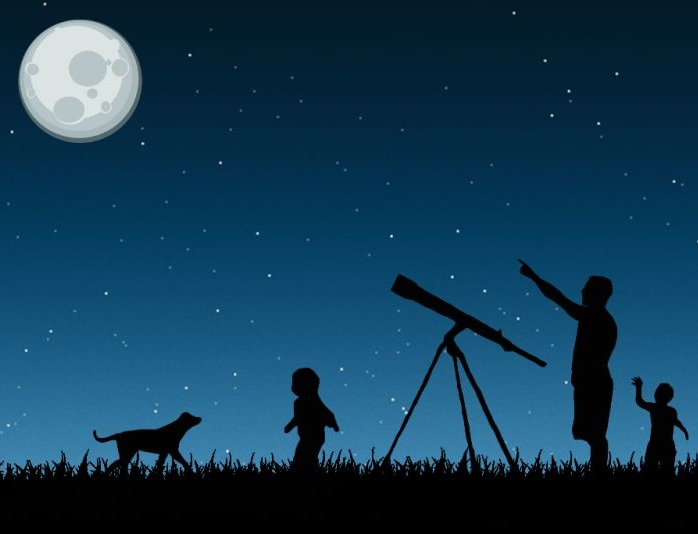 Tickets for 10 zašto volim astronomiju, 12.02.2019 on the 18:00 at Astronomski centar Rijeka